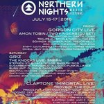 Northern Nights Music Festival: Full Line-Up Announced